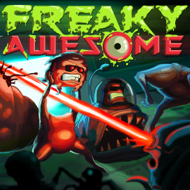 Freaky Awesome llega a PlayStation 4 y Nintendo Switch