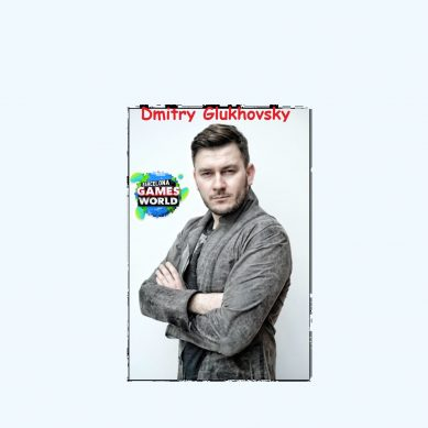 Dmitry Glukhovsky hablará en Barcelona Games World