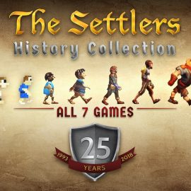 The Settlers History Collection ya está disponible para Windows PC en Uplay