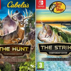 Ya a la venta Cabela's The Hunt y Bass Pro Shops The Strike en Nintendo Switch