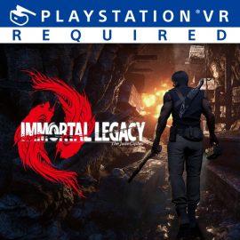 Immortal Legacy: The Jade Cipher llegará en exclusiva a PS VR el próximo 20 de marzo
