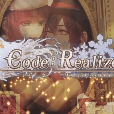 Code Realize: Wintertide Miracles llega a PlayStation 4 y PS Vita
