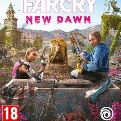 Far Cry New Dawn ya esta disponible para PS4, Xbox One y PC
