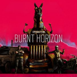 Operation Burnt Horizon: Temporada 1 del Año 4 de Tom Clancy's Rainbow Six Siege