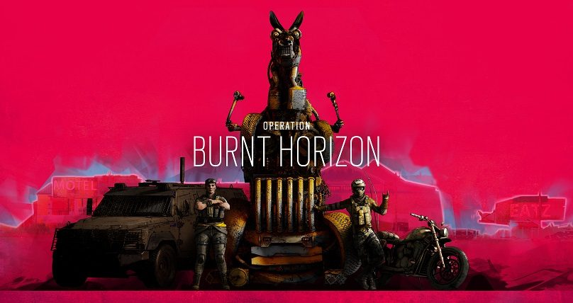 Operation Burnt Horizon: Temporada 1 del Año 4 de Tom Clancy's Rainbow Six Siege