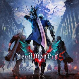 Espectacular tráiler final de Devil May Cry 5