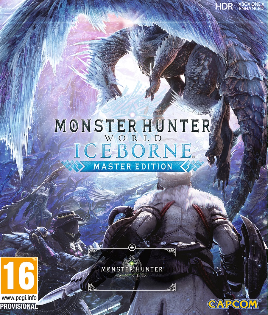Iceborne, la gran expansión de Monster Hunter: World estará disponible el próximo 6 de septiembre