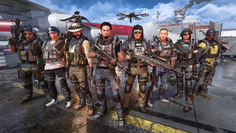 Operación Horas Oscuras, la primera incursión de 8 jugadores en la historia de The Division, estará disponible el 16 de mayo.