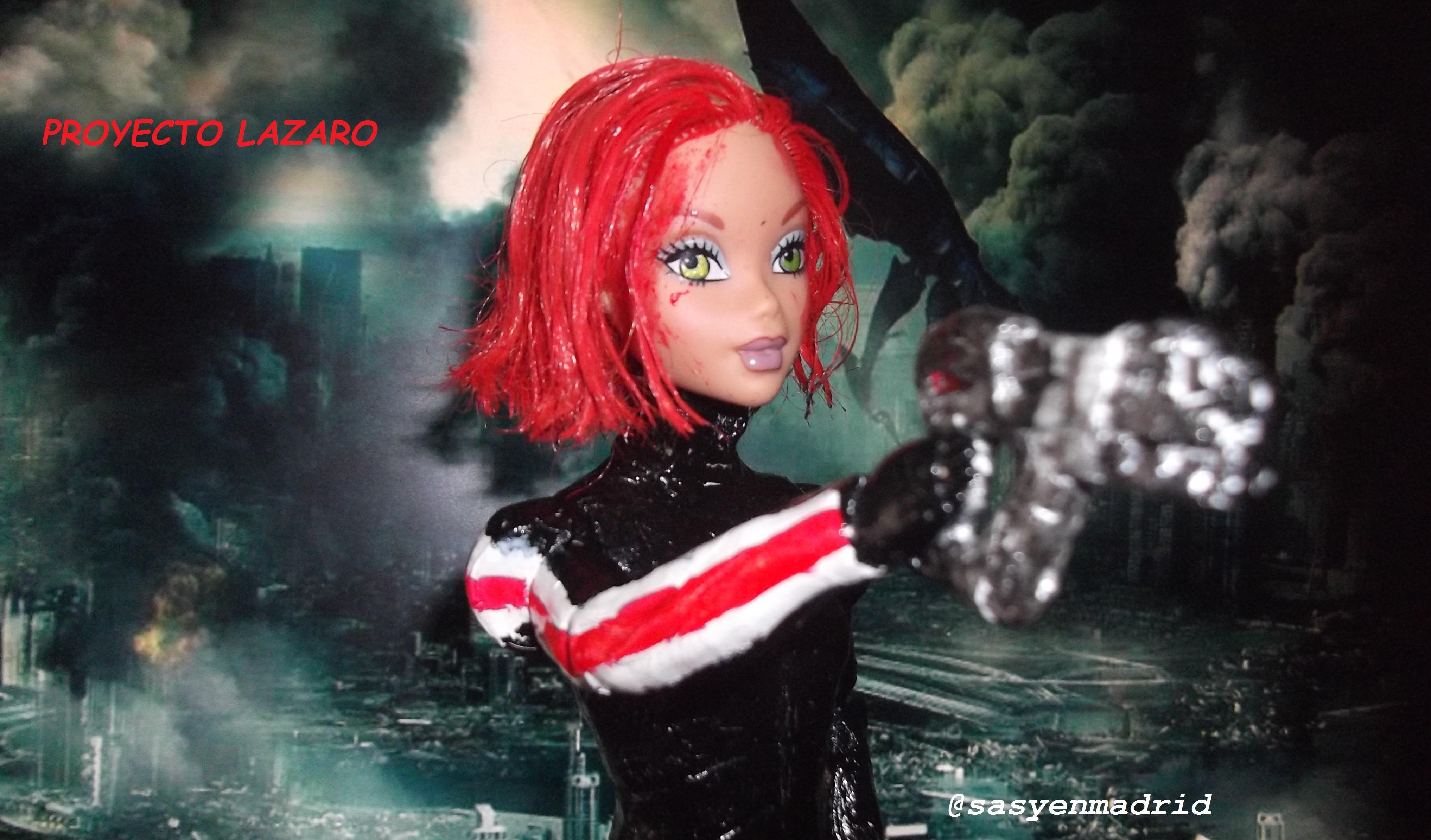 Proyecto Lazaro, mi Comandante Shepard