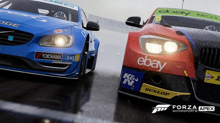 """La beta abierta de """"Forza Motorsport 6: Apex"""" llega a PCs con Windows 10 el 5 de mayo"""