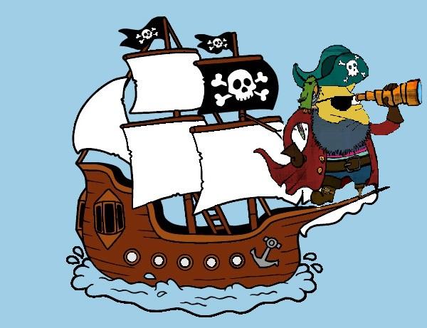 De ratas y Piratas