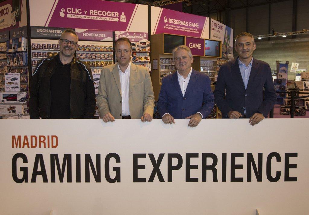 Ifema presenta oficialmente Madrid Gaming Experience