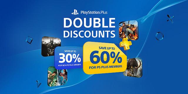 Disponibles los «Dobles descuentos»  en Playstation Store