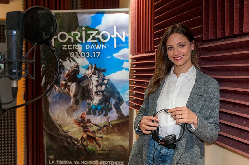 Michelle Jenner doblará a la protagonista de Horizon: Zero Dawn