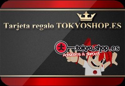 Sorteo tarjeta regalo 20€ @Tokyoshop