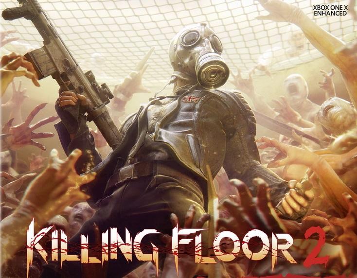 Confirmado el lanzamiento de Killing Floor 2 para Xbox One/Xbox One X