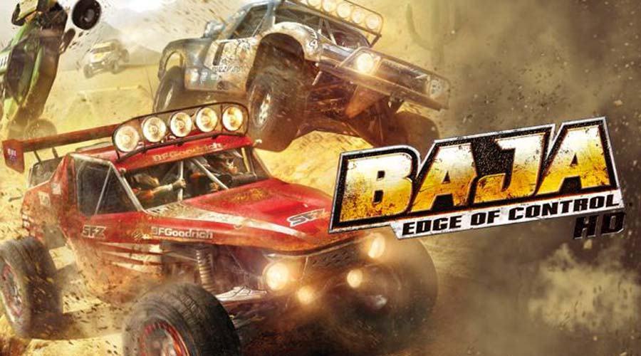 Que rujan los motores! Analizamos Baja: Edge of Control HD