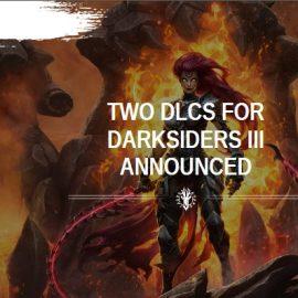 Anunciados los primeros dos contenidos descargables para Darksiders III
