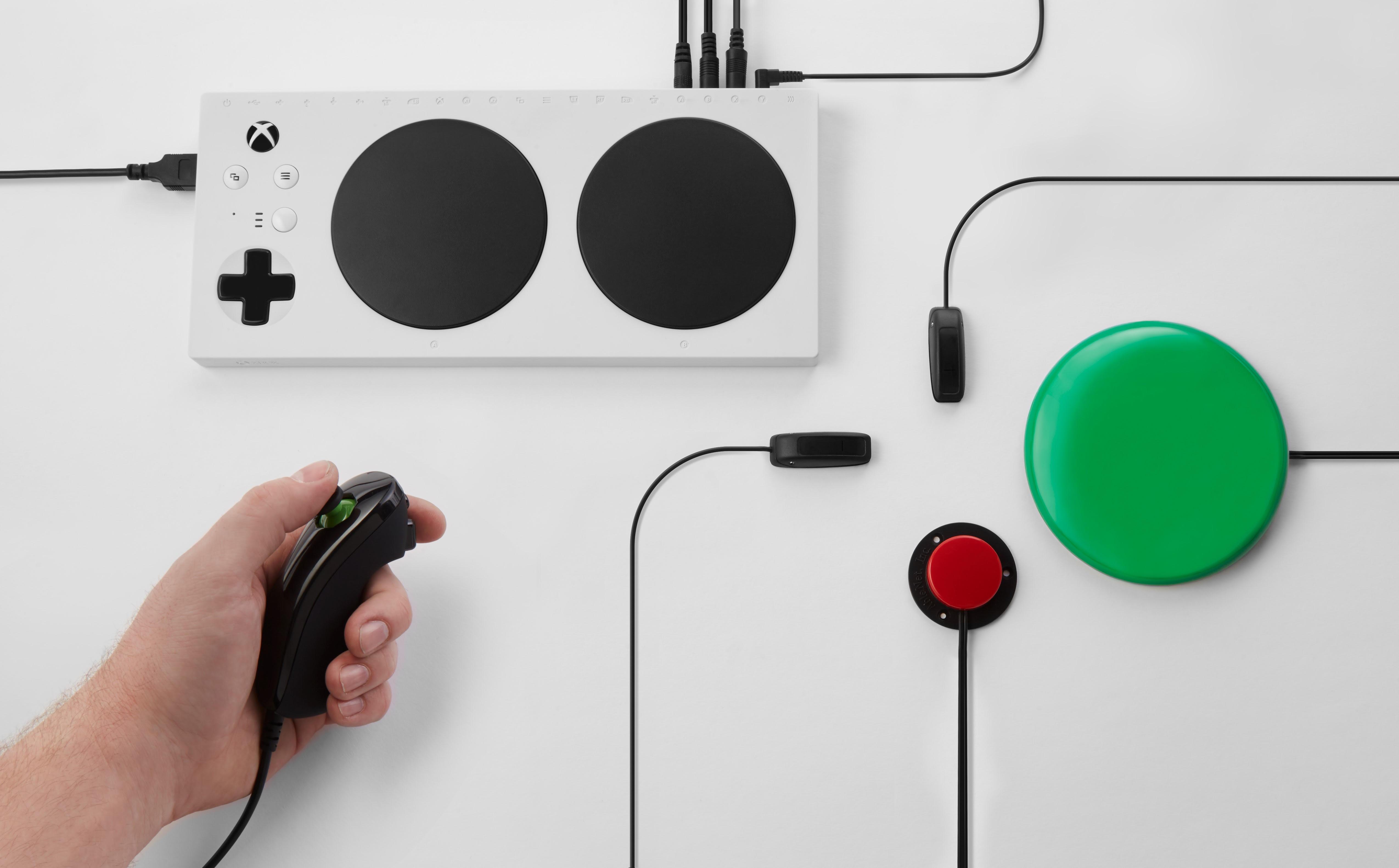 Xbox Adaptive Controller triunfa en el Festival Cannes Lions